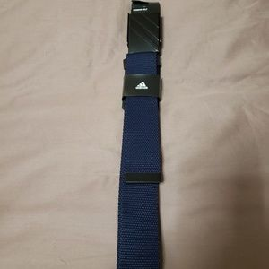 Blue Adidas belt